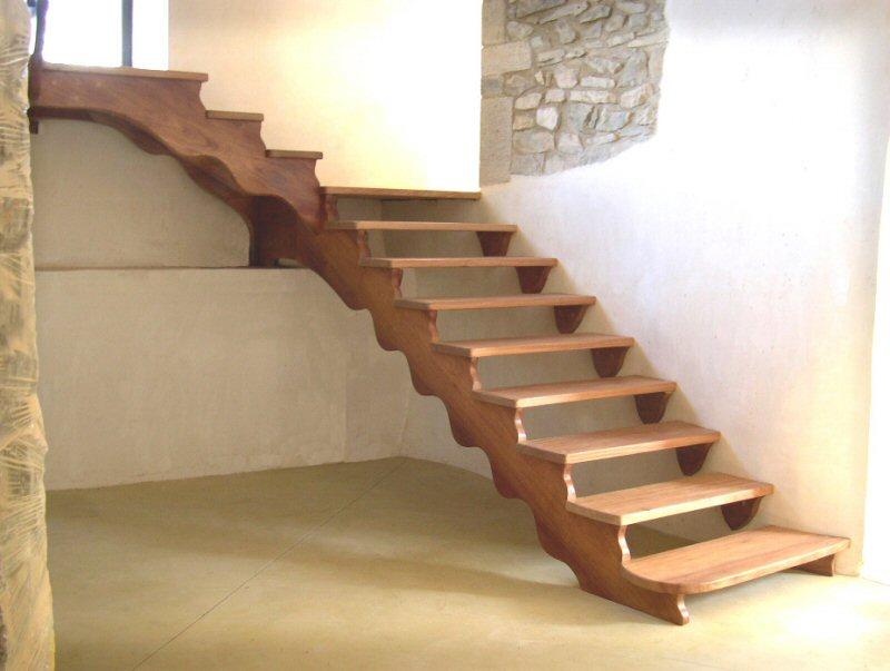 Escaliers sur mesure en Charente